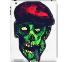 Evil Ed  iPad Case/Skin
