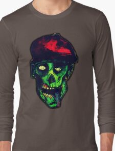 Evil Ed  Long Sleeve T-Shirt