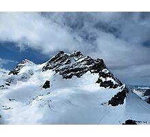 Jungfrau Summit, Switzerland Photographic Print