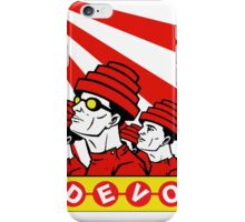devo japan sun iPhone Case/Skin