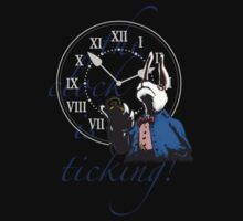 The Clock is Ticking! by Artur Pinheiro