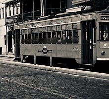 Trolley Car Duotone Image 5 Duotone Experience by MKWhite