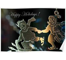Happy Holidays ! Poster
