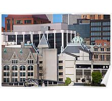 150 Years of Downtown Albany NY Architecture > Poster