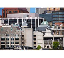 150 Years of Downtown Albany NY Architecture > Photographic Print