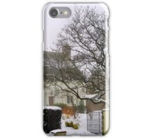 Enter the snow iPhone Case/Skin