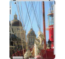 LIVERPOOL SHIP FESTIVAL iPad Case/Skin