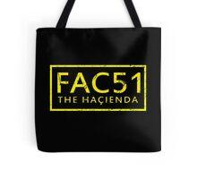 FAC51 The Hacienda Tote Bag
