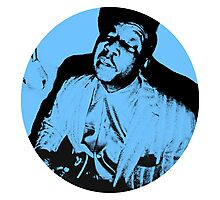 Muddy Waters - Legendary Bluesman Photographic Print