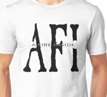 AFI  - Black Sails - Text  Unisex T-Shirt