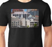 150 Years of Downtown Albany NY Architecture > Unisex T-Shirt