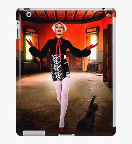 High Fashion Madness Fine Art Print iPad Case/Skin