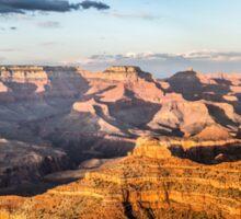 Grand Canyon Panorama 3 Sticker