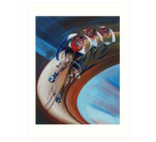 Velocity GB Art Print