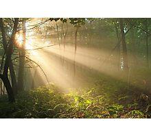 Mountain Light Photographic Print