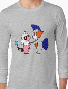 Pokemon Love Long Sleeve T-Shirt