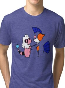 Pokemon Love Tri-blend T-Shirt