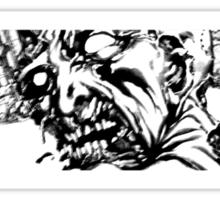 Ibraim Roberson Zombie 3 Sticker