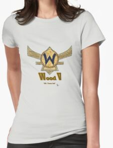 Paxton Rome - League of Legends Wood V Womens Fitted T-Shirt
