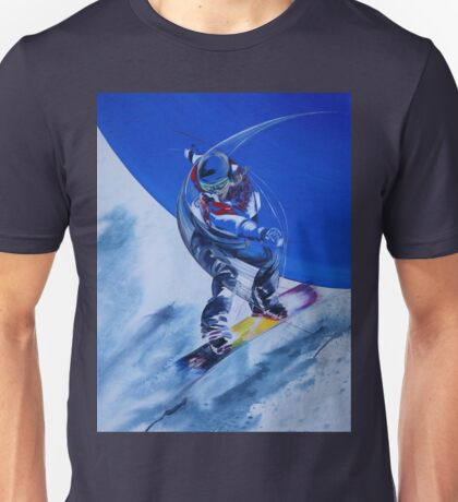 """Slopestyle"" Unisex T-Shirt"