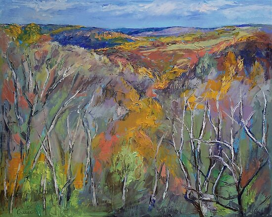 Appalachian Trail by Michael Creese