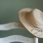 A Chair and a Straw Hat by Melinda Anderson