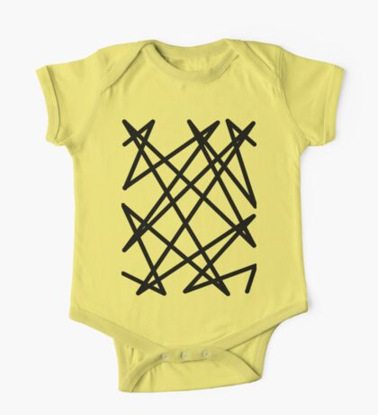 Black lines Kids Clothes