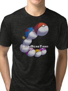 Poke Ball Branded Merchandise Tri-blend T-Shirt