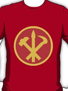 Workers Party of Korea emblem symbol T-Shirt