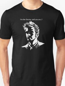 Tenth Doctor Who T-Shirt