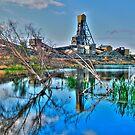 The Giant Mine by zumi