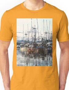 Prince Rupert Marina Watercolour Study Unisex T-Shirt