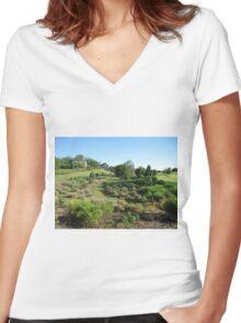 South Carolina Women's Fitted V-Neck T-Shirt