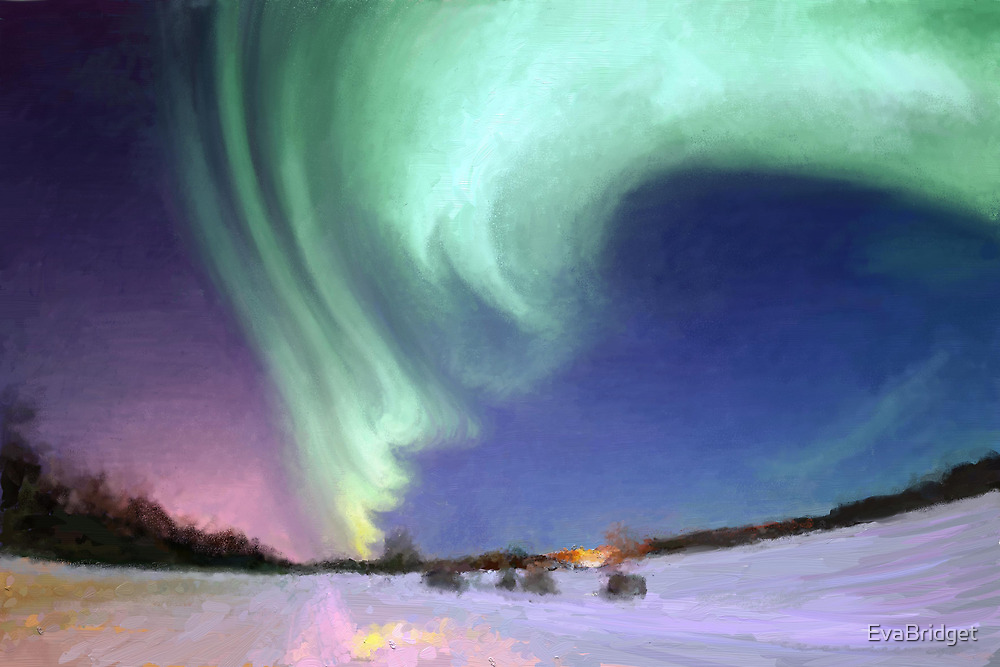 Northern Lights by EvaBridget