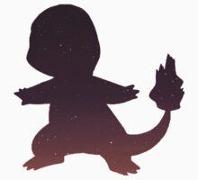 Pokemon - Space Charmander Design Kids Clothes