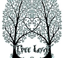 Tree Love by crabro
