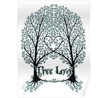 Tree Love Poster