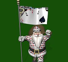 Santa Claus Gambler by Mythos57