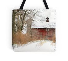 Yankee Road Barn Tote Bag