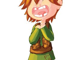Cutie Hiccup! by BloodyTeddy