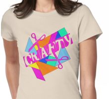 CRAFTY Womens Fitted T-Shirt
