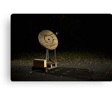 Receiver Dish (The message didn't come through) Canvas Print