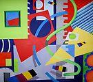Moving Pieces 2 by nancy salamouny