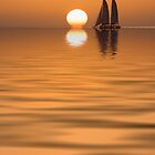 Key West Sunset plus by Justin Baer