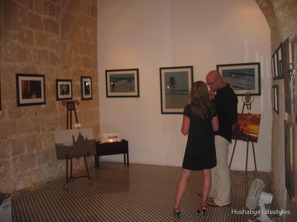 Wonderful Life (solo exhibition 2007) by Hushabye Lifestyles