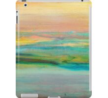 Sky Layers - Abstract Landscape iPad Case/Skin