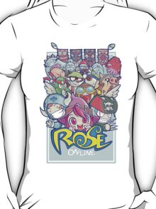 [ROSE] Heroes and Monsters T-Shirt
