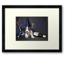 One More Please! Framed Print
