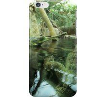 Gavialis gangeticus iPhone Case/Skin