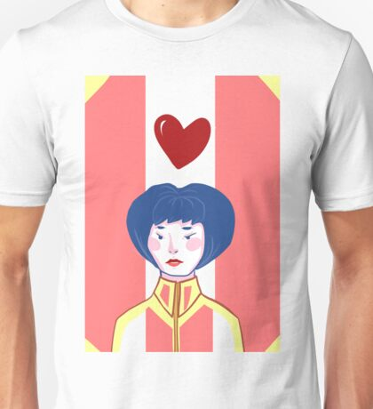 Hard hart Unisex T-Shirt
